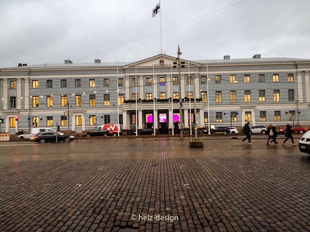 Kaupungintalo –Rathaus